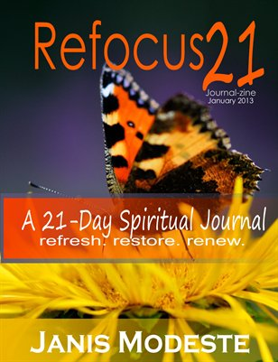 Refocus 21 Journal