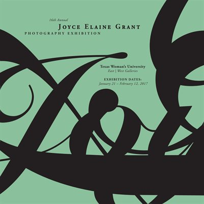 16th Annual Joyce Elaine Grant Exhibition Catalog