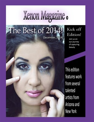 Xenon Photography Magazine Edition 1