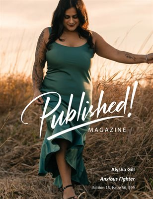 PUBLISHED! #15 Excerpt featuring Alysha Gill!