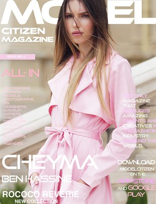 Model Citizen Issue 5