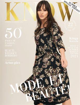 KNOW Magazine_MODE ET BEAUTÉ