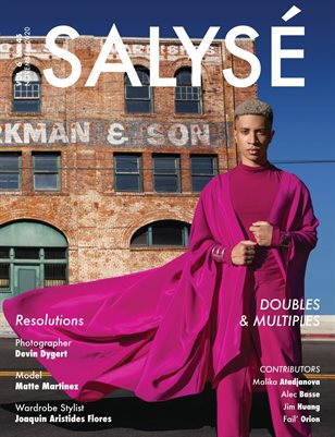 SALYSÉ Magazine | Vol 6 No 45 | NOVEMBER 2020 |
