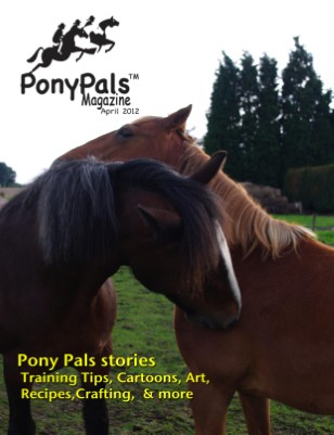 Pony Pals Magazine April 2012 - Vol.1#11