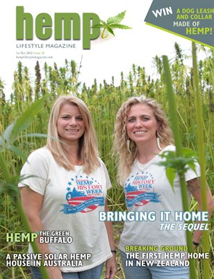 Hemp Lifestyle Magazine Issue 10 Print Copy
