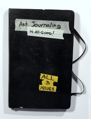 Art Journaling: It's ALL Good All 3 Issues