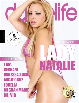 Dymelife Magazine: Butter Pecan Edition (Lady Natalie)