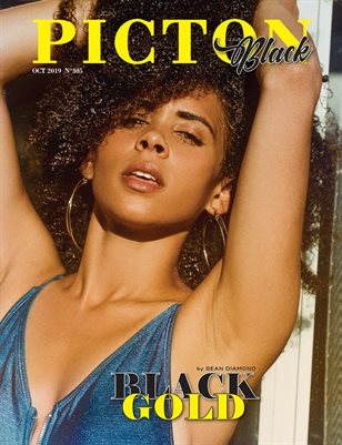 Picton Magazine OCTOBER  2019 N305 Black