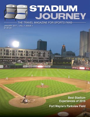 Stadium Journey Magazine, Vol 7 Issue 1