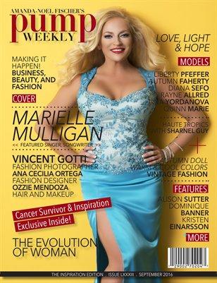PUMP Magazine Inspiration Edition Featuring Marielle Mulligan Issue 83