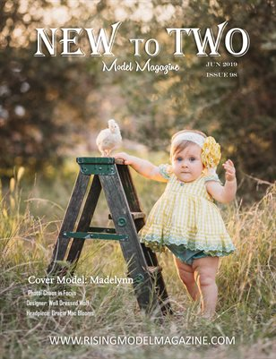 New To Two Model Magazine Issue #98