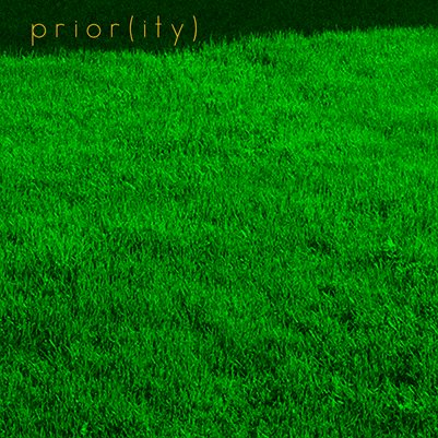 prior(ity)
