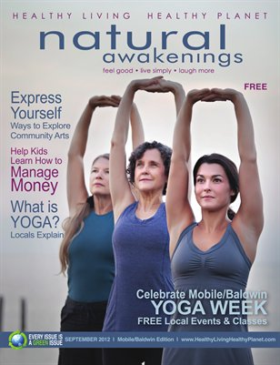 September 2012: Yoga Month and Creativity