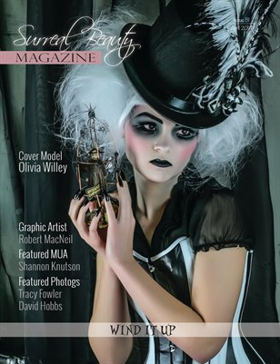 Surreal Beauty Magazine 'Wind it Up' Issue #31
