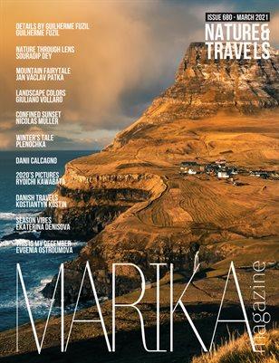 MARIKA MAGAZINE NATURE & TRAVELS (ISSUE 680 - MARCH)