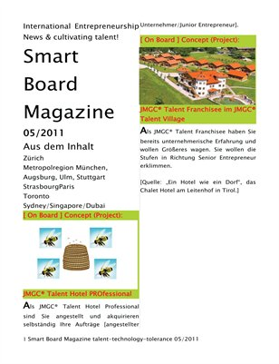 SmART Board Magazine Urban & Country [ SmARTie ] [ MünchenZürichMilano Edition ]