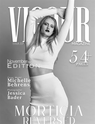 Vigour Magazine November Issue 03