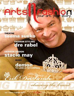 ArtsNFashion Spring Issue 2012