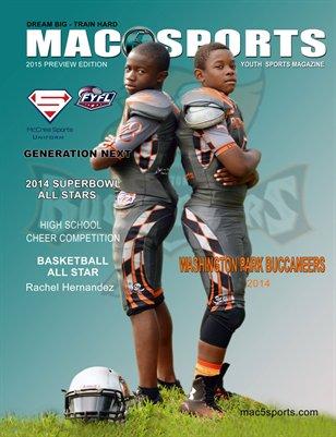 Mac5sports Youth Sports Magazine