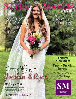 Style Maven Magazine Bridal Edition Issue 9