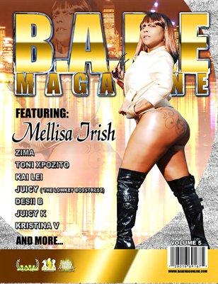 VOLUME 5 MELLISA IRISH