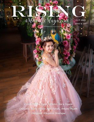 Rising Model Magazine Issue #187
