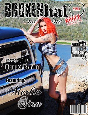 Broken Halo Magazine Rogue Vol.1