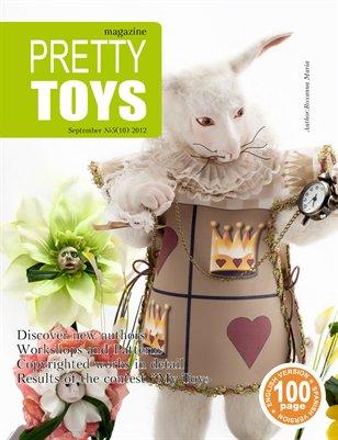 """Pretty Toys"" #5(10), 2012"