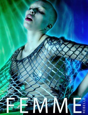 Femme Rebelle Magazine APRIL 2018 - BOOK 2