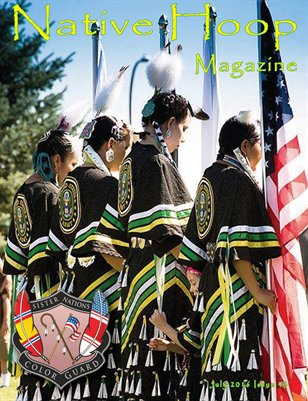 Native Hoop Magazine Issue # 43
