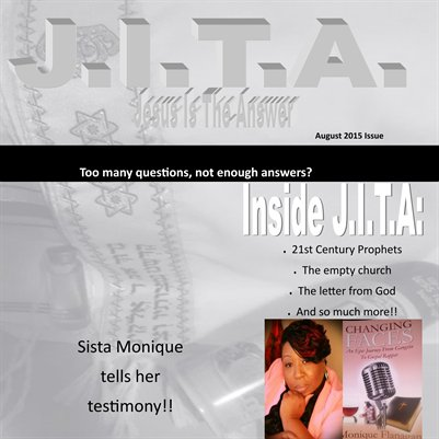 JITA MAG August 2015 Issue
