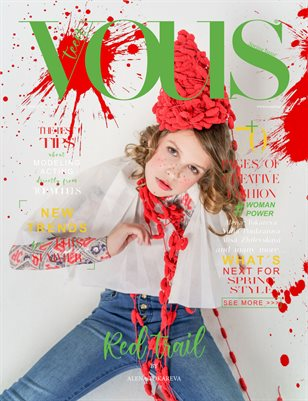 VOUS Magazine | The May Teen Edition | Vol.4 | 2021