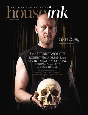 HOUSEINK Art & Tattoo Magazine