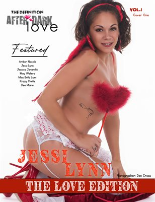 TDM After Dark: Jessi Lynn Valentine issue1 cover 1 2021