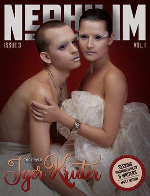 Nephilim Magazine #3 (Vol. 1)