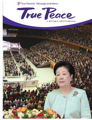 True Peace Vol.1 Issue1 June 2014