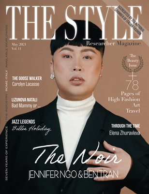THE STYLE RESEARCHER May 2021 Vol. 11 / The Beauty Issue