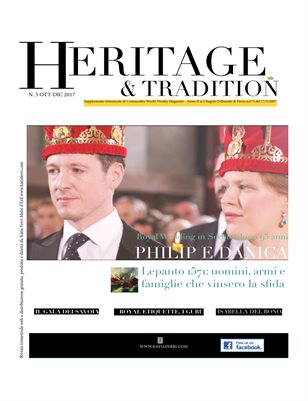 Heritage & Tradition Magazine 10/12 2017
