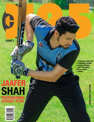 X25 Fitness Magazine Issue 3 Jaafer Shah