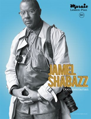 Jamel Shabazz Lesson Plan