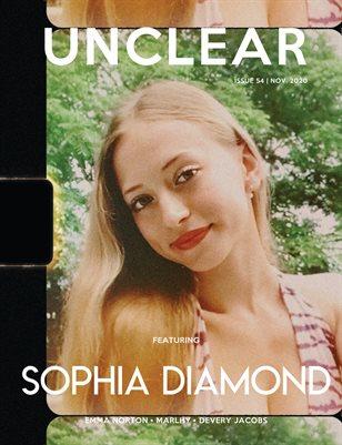 Unclear Magazine NOVEMBER 2020