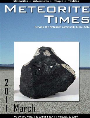 Meteorite Times Magazine - March 2011