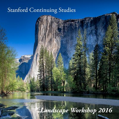 2016 Yosemite Landscape Workshop