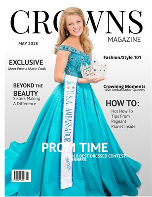 Crowns Magazine May 2018