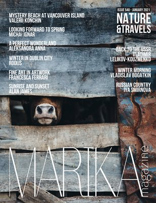 MARIKA MAGAZINE NATURE & TRAVELS (ISSUE 540 - January)