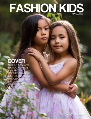 FASHION KIDS MAGAZINE | August 2017