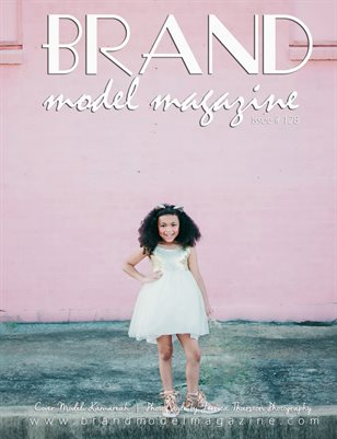 Brand Model Magazine  Issue # 128