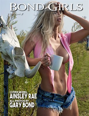 Bond Girls 7 Ainsley Rae