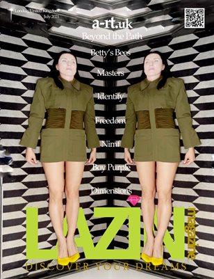 Lazin Magazine - Beyond the Path July 2021