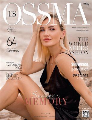 OSSMA Magazine US ISSUE23, vol2